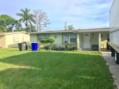 Fort Myers Single Family Home For Sale: 4056 Madison Ave