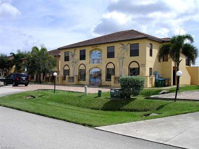 Cape Coral Condo/Townhouse For Sale: 4925 SW 16th Pl #203
