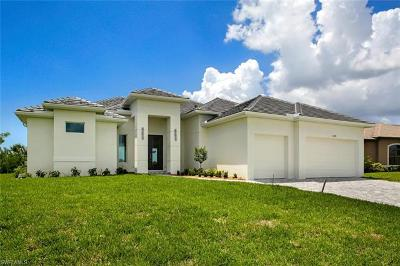 Cape Coral FL Single Family Home For Sale: $624,900