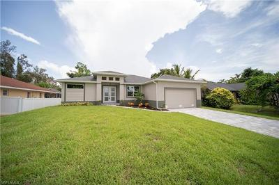 Fort Myers Single Family Home For Sale: 14821 Kimberly Ln