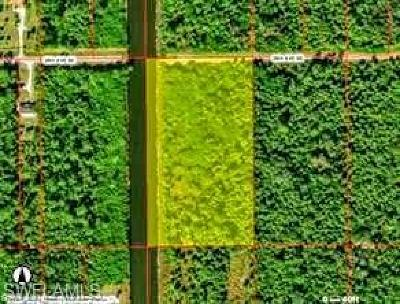 Collier County Residential Lots & Land For Sale: 0000 28th Ave SE
