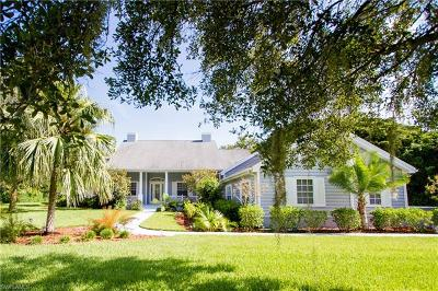 Fort Myers Single Family Home For Sale: 13680 Hickory Run Ln