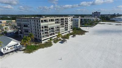 Fort Myers Beach Condo/Townhouse For Sale: 2532 Estero Blvd #207
