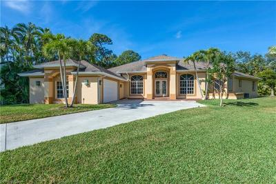 Fort Myers Single Family Home For Sale: 15794 San Antonio Ct