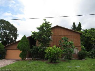 Lee County Single Family Home For Sale: 4930 Orange Grove Blvd