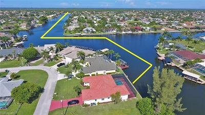 Cape Coral FL Single Family Home For Sale: $518,500