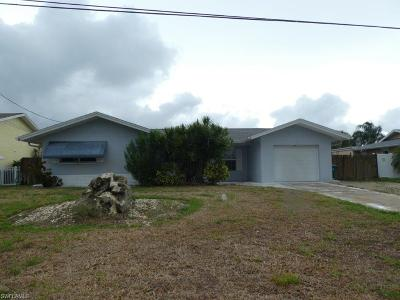 Collier County, Lee County Single Family Home Pending With Contingencies: 1219 Everest Pky