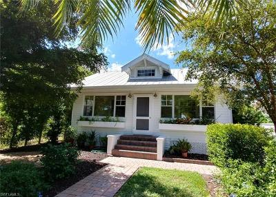 Single Family Home For Sale: 1310 Poinciana Ave