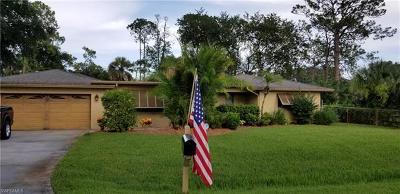 Alva Single Family Home For Sale: 1841 Brown Rd