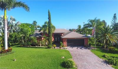 Cape Coral, Matlacha Single Family Home For Sale: 507 SW 4th Ter