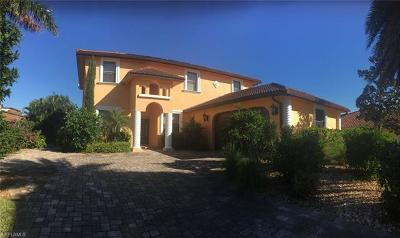 Cape Coral Single Family Home For Sale: 5105 Rutland Ct