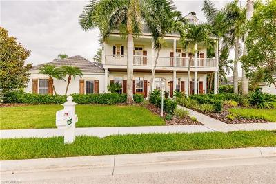 Fort Myers Single Family Home For Sale: 1443 Friendship Walkway