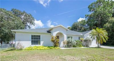 North Port Single Family Home For Sale: 4262 Glordano Ave