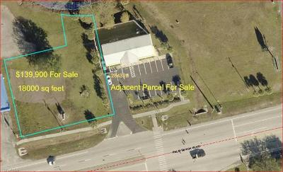 Fort Myers Commercial Lots & Land For Sale: 14114 Palm Beach Blvd