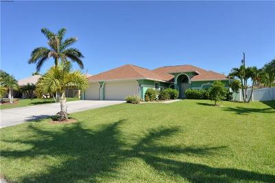 Cape Coral Single Family Home For Sale: 1731 SW 43rd St