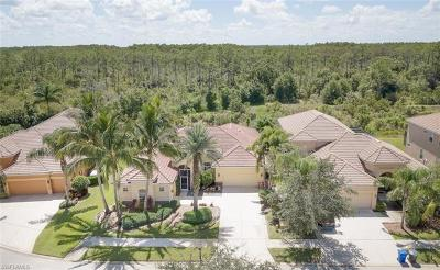 Fort Myers Single Family Home For Sale: 3027 Via San Marco Ct
