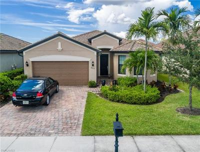 Estero Single Family Home For Sale: 20372 Cypress Shadows Blvd