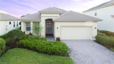 Fort Myers Single Family Home For Sale: 11791 Bramble Cove Dr