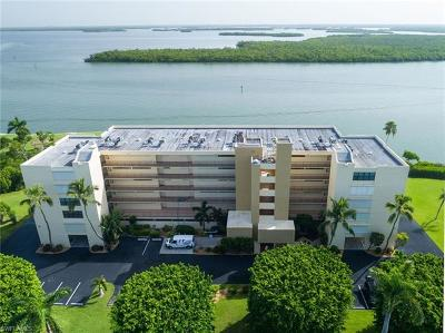 Fort Myers Beach Condo/Townhouse For Sale: 4223 Bay Beach Ln #A2