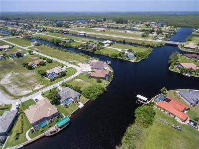 Cape Coral Single Family Home For Sale: 3807 NW 14th St