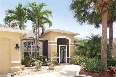 Fort Myers Single Family Home For Sale: 15093 Balmoral Loop