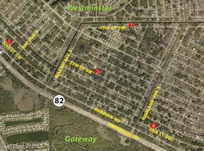 Lehigh Acres Residential Lots & Land For Sale: 4716/4718 27th St SW