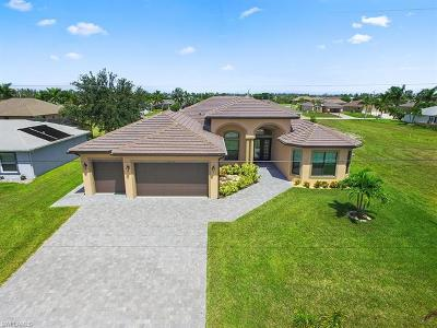 Cape Coral Single Family Home For Sale: 2509 SW 25th Ave
