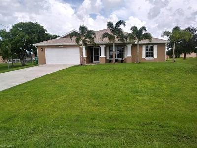 Cape Coral Single Family Home For Sale: 905 NW 20th Ave