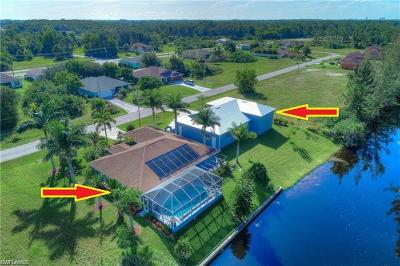 Cape Coral Single Family Home For Sale: 4304 NE 23rd Pl