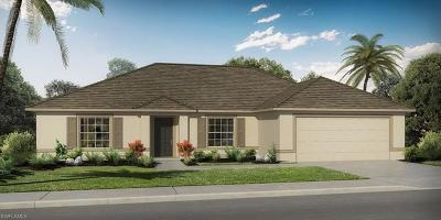 Cape Coral Single Family Home For Sale: 217 SW 22nd St