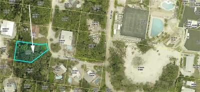 Captiva Residential Lots & Land For Sale: 528 Longboat Cir