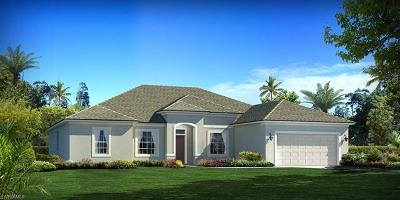 Cape Coral Single Family Home For Sale: 1523 NW 37th Pl