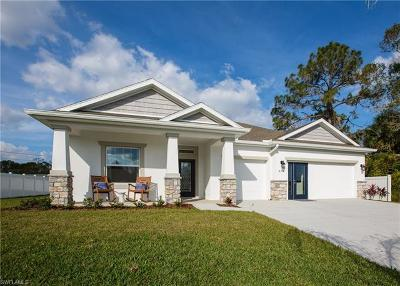 Cape Coral Single Family Home For Sale: 1838 NW 36th Pl