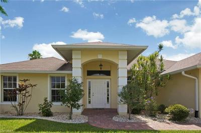Cape Coral Single Family Home For Sale: 523 SE 23rd Ave