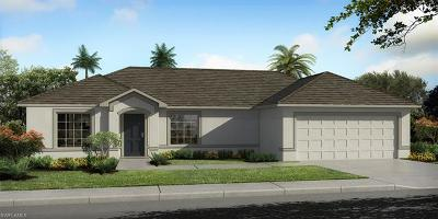 Cape Coral Single Family Home For Sale: 2508 SW 17th Pl