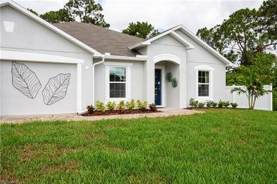 Cape Coral Single Family Home For Sale: 822 SW 14th Ave