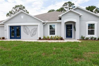 Cape Coral Single Family Home For Sale: 3524 SW 11th Ave