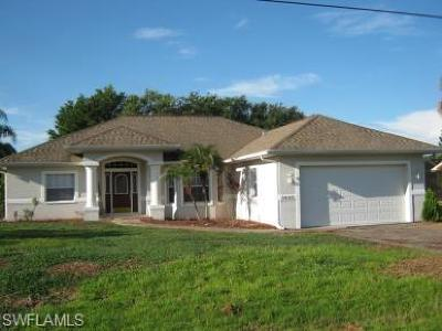 Lehigh Acres FL Single Family Home For Sale: $216,900