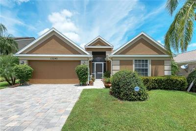 Fort Myers Single Family Home For Sale: 13241 Hampton Park Ct