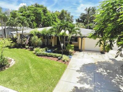 Fort Myers Single Family Home For Sale: 1308 Sunbury Dr