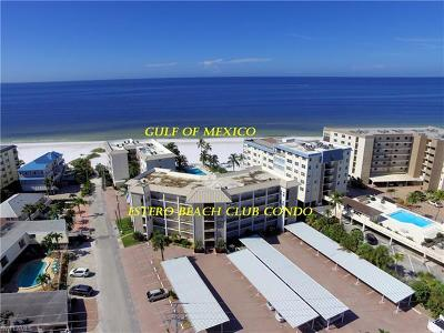Fort Myers Beach FL Condo/Townhouse For Sale: $575,000