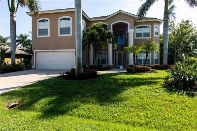 Cape Coral Single Family Home For Sale: 5237 Seagull Ct
