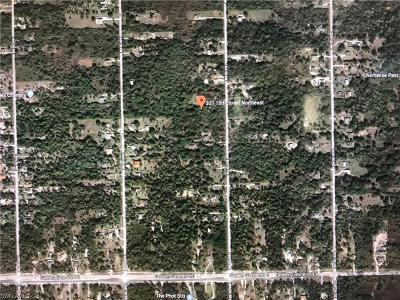 Collier County Residential Lots & Land For Sale: 321 18th St NE