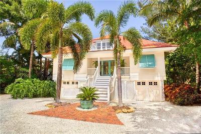 Captiva FL Single Family Home For Sale: $2,350,000