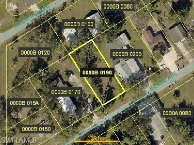 Fort Myers Residential Lots & Land For Sale: 4421 Bessie Ave
