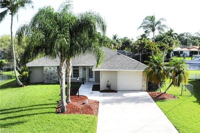 Fort Myers Single Family Home For Sale: 6226 Cocos Dr