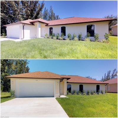 Cape Coral Single Family Home For Sale: 1103 SW 15th Pl