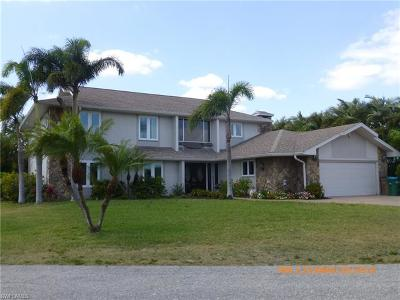 Cape Coral Single Family Home For Sale: 3012 SE 22nd Pl
