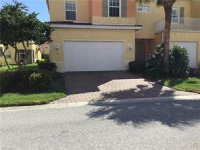 Fort Myers Condo/Townhouse For Sale: 16059 Via Solera Cir #101