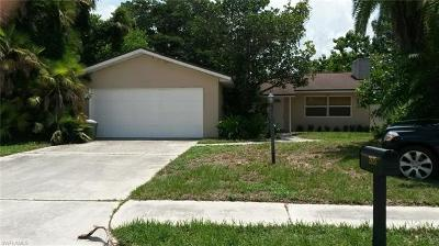 Fort Myers Single Family Home For Sale: 2635 Purslane Dr